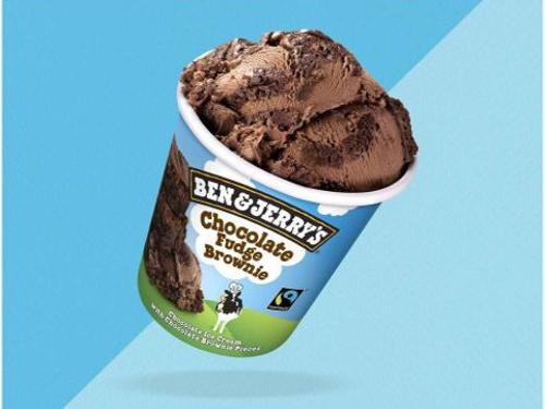 B&J Chocolate Fudge Brownie 500ml