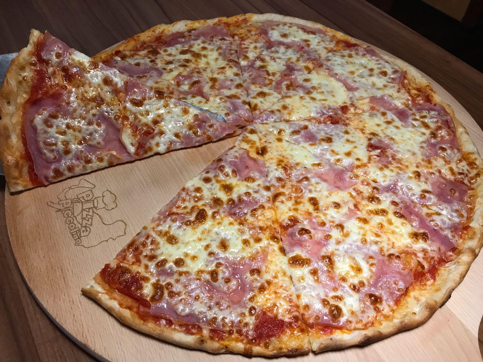 2. Pizza Coto 33cm
