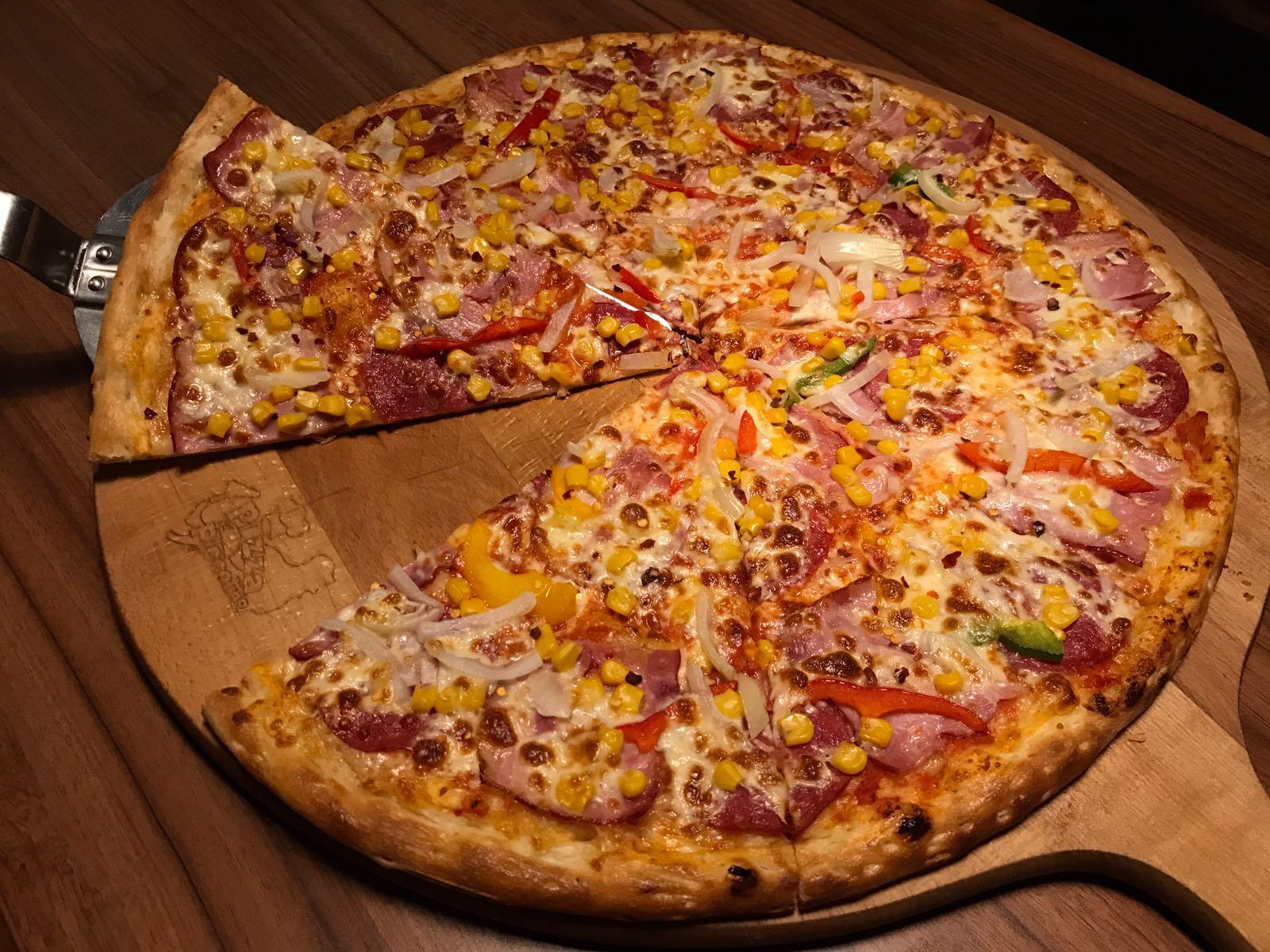 11. Pizza Mexicana 50cm