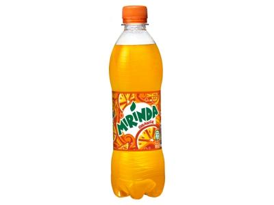 Mirinda pomaranč 0,5l