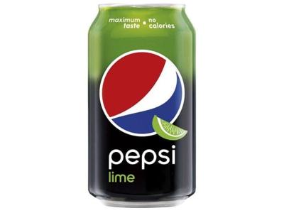Pepsi Limetka plechovka 0,33l